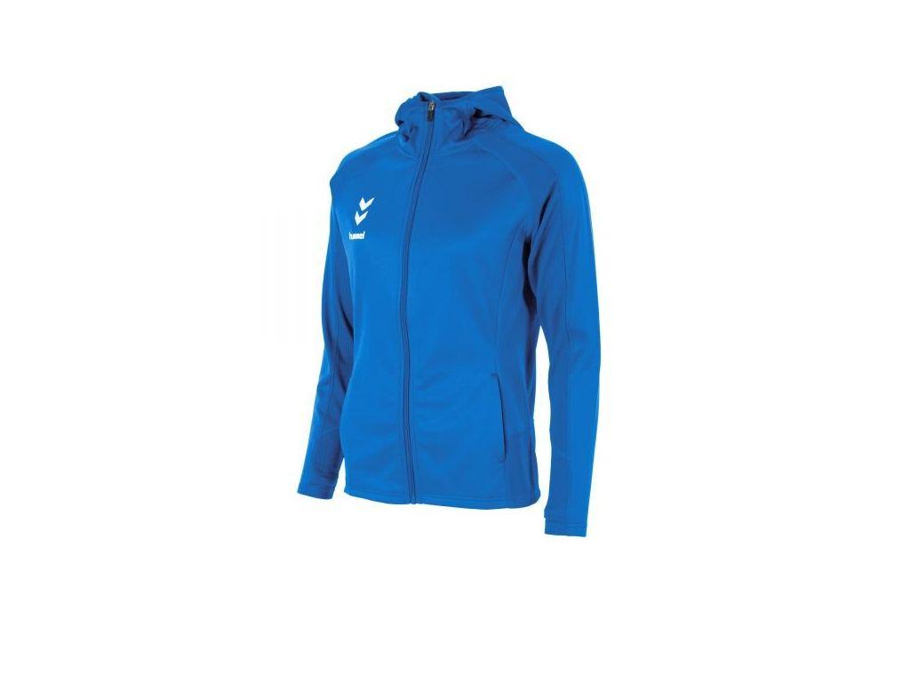 Hummel - Ground Hooded Training Jacket Ladies