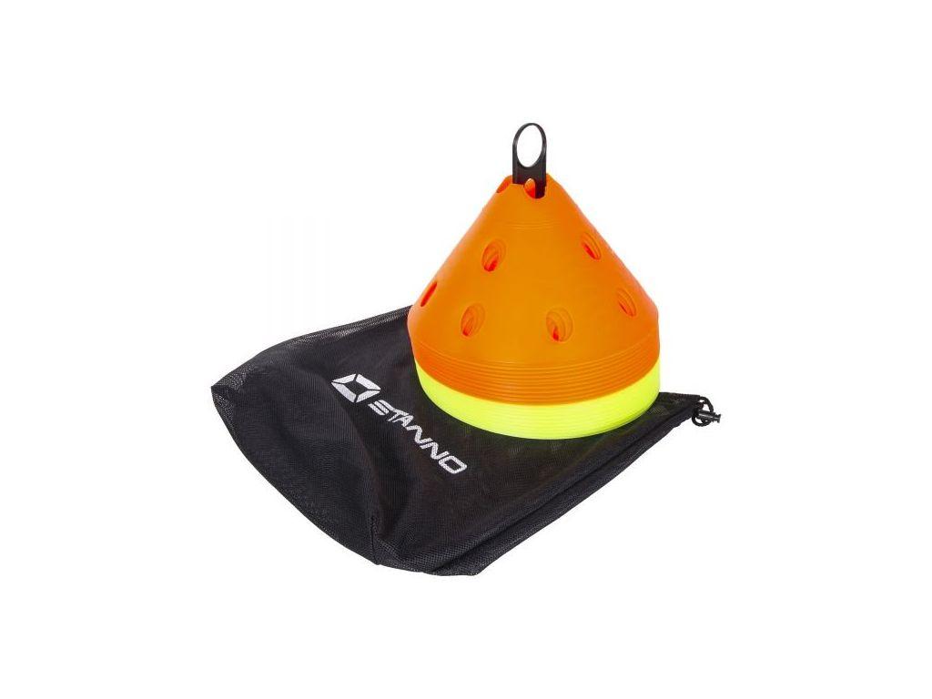 Stanno - Disc Cones High - 20 pcs