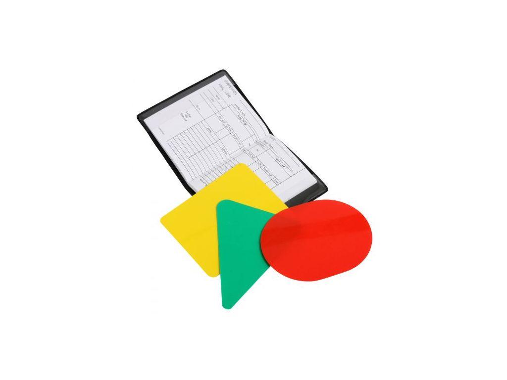 Reece - Referee Card Set