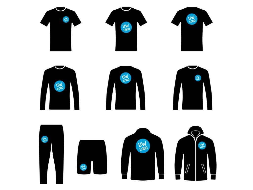 Transfer Logo meerdere kleuren Bedrukken