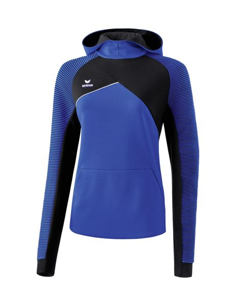 Erima - Premium One 2.0 sweatshirt met capuchon Dames