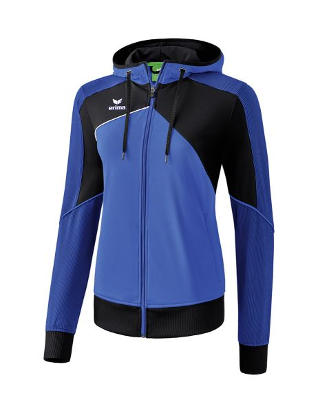 Erima - Premium One 2.0 trainingsjack met capuchon Dames