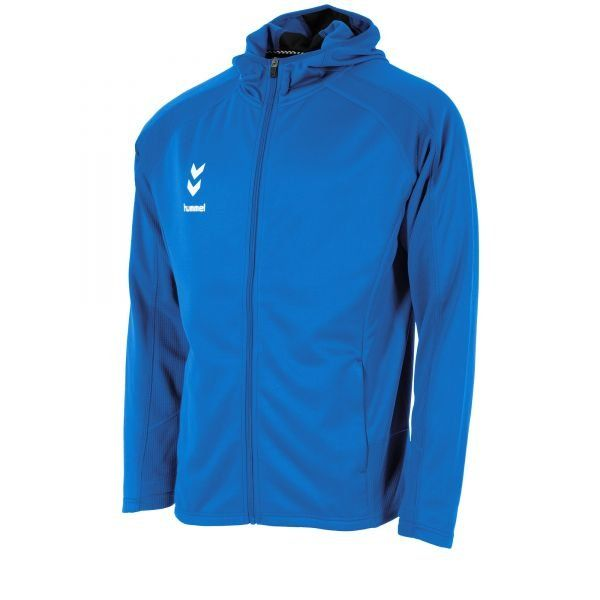 Hummel - Ground Hooded Training Jacket Unisex