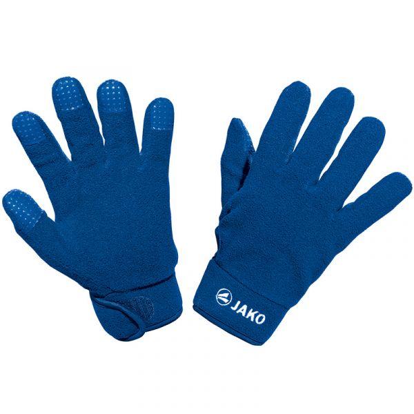 Jako - Spelershandschoenen fleece Blauw 10