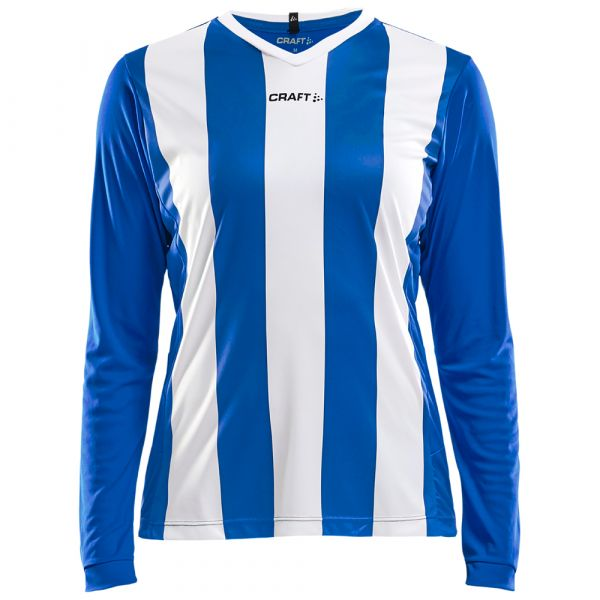 CRAFT - PROGRESS JERSEY STRIPE LS Women
