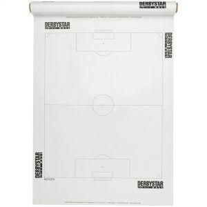 Derbystar - Tactiekfolie Voetbal