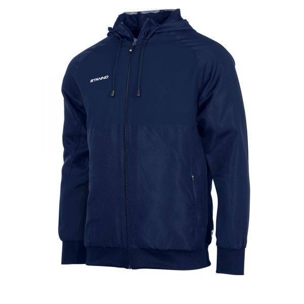 Stanno - Centro Hooded Micro Jacket