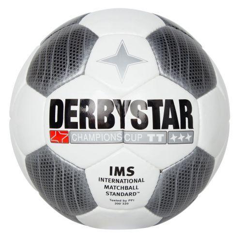 Derbystar - Champions Cup zwart/wit
