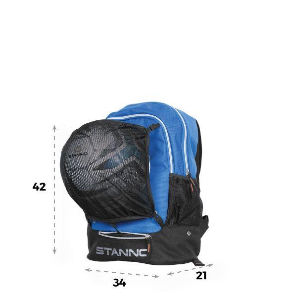 Stanno - Backpack met ballennet