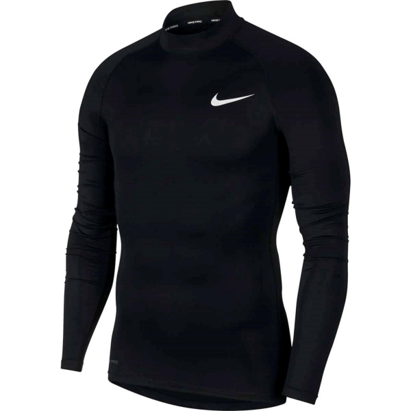 Nike Pro Compression Mock LS TOP
