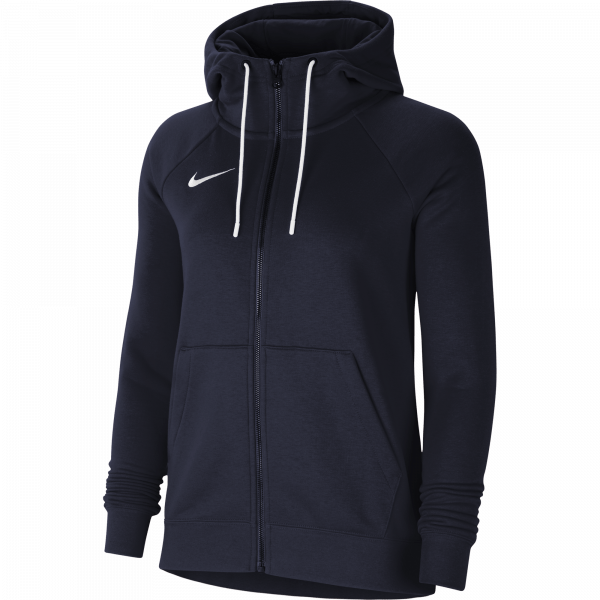Nike - WOMEN TEAM CLUB 20 FULL ZIP HOODIE