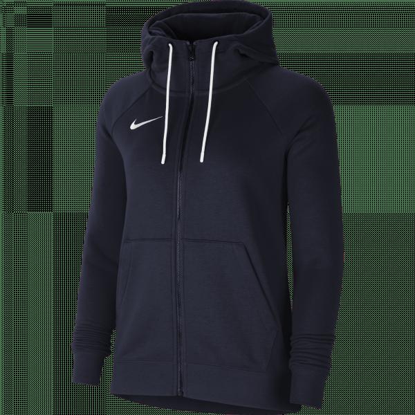 Nike - WOMEN TEAM CLUB 20 FULL ZIP HOODIE