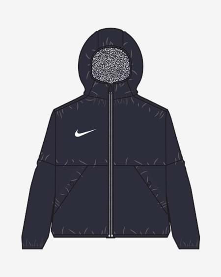 Nike - WOMEN  TEAM  PARK 20 FALL JACKET