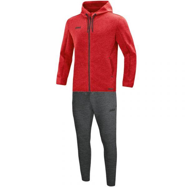 Jako - Joggingpak met kap Premium Basics